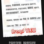 Brand VIEW tonight at 21.00 BackDoor Iasi