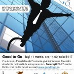 Conferinta Good to Go in Iasi – mai sunt 2 zile!