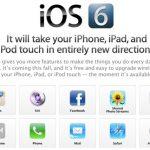 Primele impresii despre iOS6.