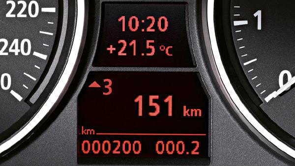 indicator schimbare viteza