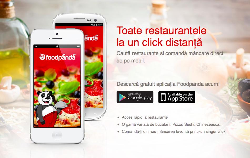foodpanda mobil