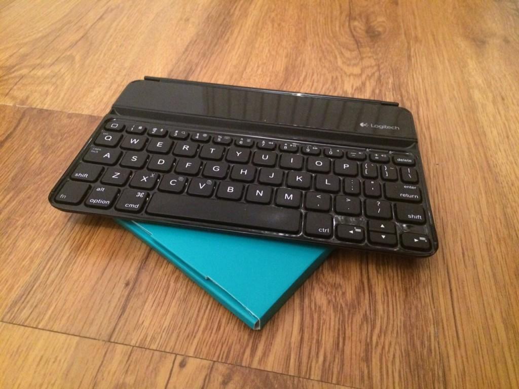 tastatura Logitech iPad mini