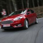 Azi se lanseaza noul Ford Focus, dar eu l-am condus deja!