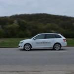 Noua Skoda Fabia reinventata – auto review.
