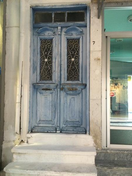thassos door