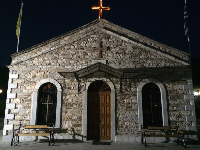 thassos church