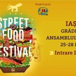 Azi incepe Street Food Festival la Palas Iasi!
