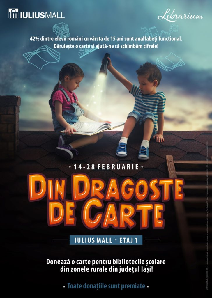 din dragoste de carte
