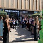 McDonald's Romania deschide la Palas Iasi. (P)