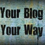 Can you blog?