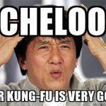Jackie Chan a cam luat-o de la X-Factor