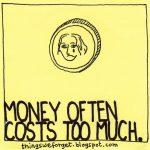 Don't go for the MONEY – 7 sfaturi pentru angajare.