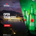 Exploreaza-ti orasul si arata-l lumii intregi cu Heineken!