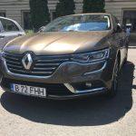 Am testat Renault Talisman si noul Renault Megane.