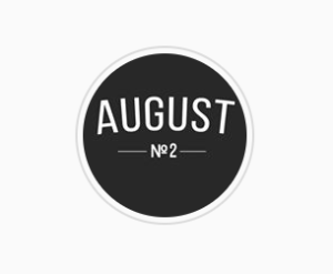 august no.2
